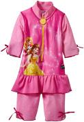 Swimpy Girl's One Piece Princess UV Protective Swimsuit