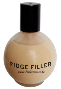 Ridge filler for nails,natural pink colour 75ml/2.5oz salon size, professional size, extremely glossy.