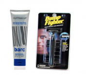 Bump Fighter Razor for Men + Barc Shaving item