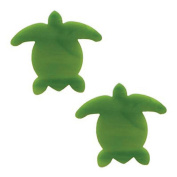 Green Sea Turtle Fusible Pre-Cut 2 Pack - 96 COE