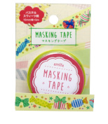 Washi tape Amifa Sweet Candy Collection Masking Deco Tape Standard.