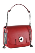 BORDERLINE - 100% Made in Italy - Genuine Leather Woman'S Handbag - LUCIA