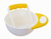 Creative Baby Food Grinding Bowl Food Mill Mash and Serve Bowl
