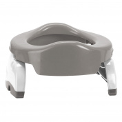 Bibs n Stuff Potette Plus Toilet Seat - Grey