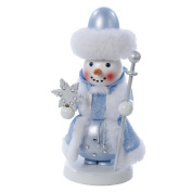 Steinbach Limited Edition 36cm Winter Frost Snowman 1st in Snowman Series ALL OF OUR NUMBERS ARE BELOW 36/5000
