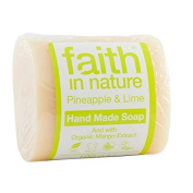 Faith in Nature Pineapple & Lime Soap 100g