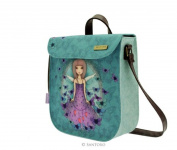 Santoro London Handbag Purse Mirabelle Small Satchel Butterfly Girl
