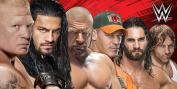 WWE 2K17 Line Up Cotton Beach Bath Towel 70 x 140cm Dean Ambrose Seth Rollins John Cena