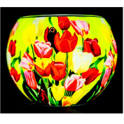 Benaya Tulips Tealight Holder