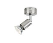 Philips GU10 Essentials Limbali Spot Bar/Tube Light, Nickel