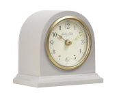 London Clock 1922 - Heritage - Lily - Grey Arch Top Mantel Clock