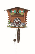 Quarter call cuckoo clock with 1-day movement Swiss House TU 623