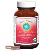 Pure Synergy Organic Heart Protector 60 Vegetable Capsules by The Synergy Company