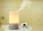 Tuscom LED USB Essential Oil Ultrasonic Air Humidifier Aroma therapy Diffuser