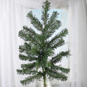 Factory Direct Craft Group of 2 Full Artificial Pine Sprays for Home and Holiday Decorating and Embellishing