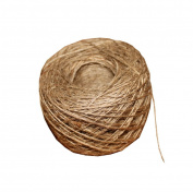 ACMEDE 100m Natural Rustic Jute Twine Jute Yarn String Rope Cord DIY for Drawstring Decor Antique Craft Wedding Gift Tags Wrapping Gardening Projects