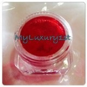 10 Gramme Jar Orange Red Mica DIY Oil Based Soap & Cosmetic Making Shimmer Pigment Colourant Powder 10g Pearlescent