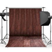 Sunny Star 3m X 3m/300X300cm Retro Wood Floor Thin Vinyl Photography Backdrop Customised Photo Background Studio Prop 9399