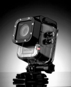iSHOXS ISAW A2 Action Camera 3.5 Megapixel, per inch OLED Display, SDHC/SD Card Slot, USB 2.0)