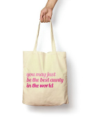 You May Just Be The Best Aunty In The World - Canvas Tote Bag