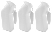 Vakly Deluxe 950ml Male Urinal With Cover