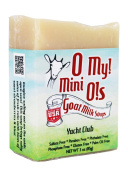 O My! Yacht Club Goat Milk Mini O! Soap - 90ml