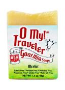 O My! Merlot Goat Milk Traveller Soaps