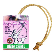 O My! Her Camo Soap-on-a-Rope