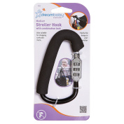 Dreambaby Stroller Hook with Combination Lock