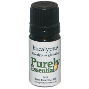 Purely Essential Eucalyptus Oil Certified 100% Pure. 5ml