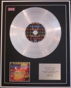 RADIOHEAD - LIMITED CD Platinum Disc - IN RAINBOWS
