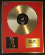 MARIAH CAREY/Cd Gold Disc Record Limited Edition/EMANCIPATION OF MIMI