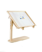 Daylight Company StitchMaster Wooden Seat and Table Needlework Stand