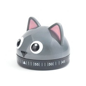 Kikkerland KT44 Kitchen Timer Cat