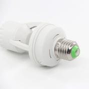 Xcellent Global Infrared Motion Light Sensor Socket PIR Automatic LED Lights Switches E27 Lamp Holder Screw Bulb Socket LD120