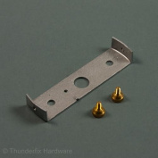Lighting Fixture Ceiling Plate Bracket Suspension Plate 80mm with Brass Screws