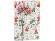 26m Roll Joyful Angels Wrapping Paper - 60cm wide - 16sqm