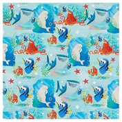 Finding Dory Christmas Gift Wrapping Paper 6.5sqm