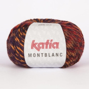 Katia Montblanc Wool 100 g 074 Mixed Red