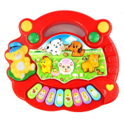 Music Toy, Misaky Baby Kid Animal Farm Piano Developmental Tool
