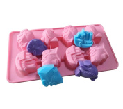 WYD 3D Motor Vehicles Fondant Silicone Mould,Handmade Soap Mould,Cake Mould Decorating,Fondant Baking Mould