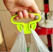 Pinovk-A 1 PCS Convenient Bag Hanging High Lift Device Dish is Mention Carry Bags Kitchen Gadgets