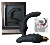 Rocks-Off Black O-Boy P-Spot Vibrator