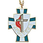 United Methodist Acolyte Cross - 497
