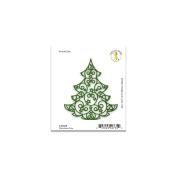 Cheery Lynn Designs CABD8 Christmas Tree