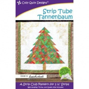 Pattern,Strip Tube Tannenbaum~Christmas by Cosy Quilt Designs