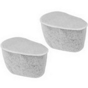 Replacement Charcoal Water Filters, Fits Krups F472 Crystal Duo