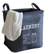 Creation Core Stylish Medium-sized EVA Padded Thickened Laundry Basket Storage Hamper