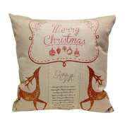 Pillow Case,Vovotrade Christmas Sofa Bed Home Decoration Festival Pillow Case Cushion Cover