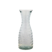 Grehom Recycled Glass Carafe- Vino